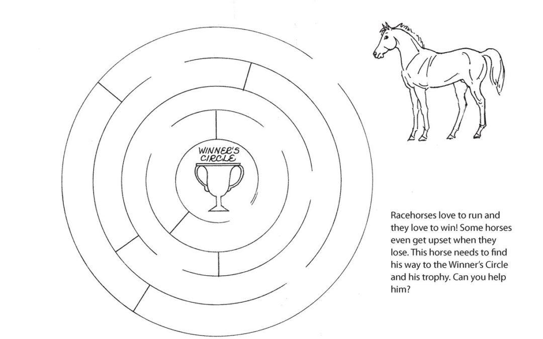 LongRun's Activity Book page 4